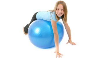 Comox Valley Kids fitness program